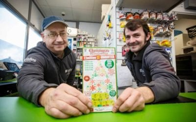 2019 Christmas Lottery £1million first prize won in Guernsey