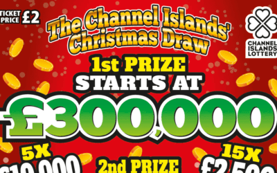 2020 Christmas lottery tickets will be £2