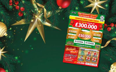 Business as usual for 2021 Christmas lottery tickets